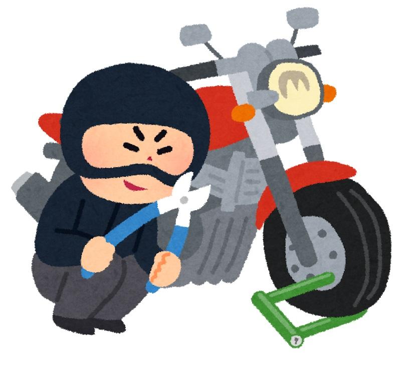 バイク泥棒